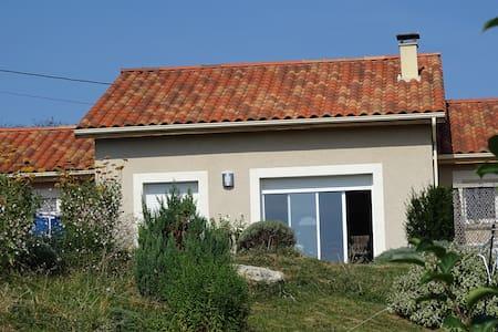 Maison de R.E.V.   Ardèche Verte - Rumah