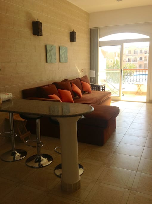 Holiday apartment in Nabq Bay!