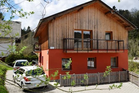 The Red House, Lake Bled  - SLO - Zgornje Gorje - House