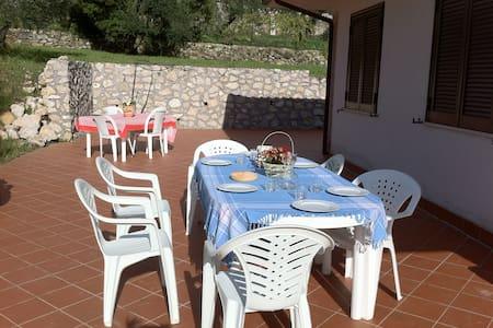 Cottage near Formia between Rom&Nap - Spigno Saturnia - Villa