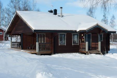 """Great Dala twin-cabin named """"Lova""""! - Kabin"""