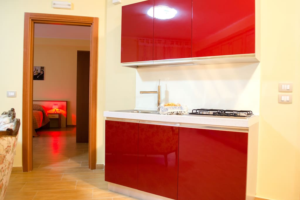 Bed & Coffee @ Reggio - Double Room