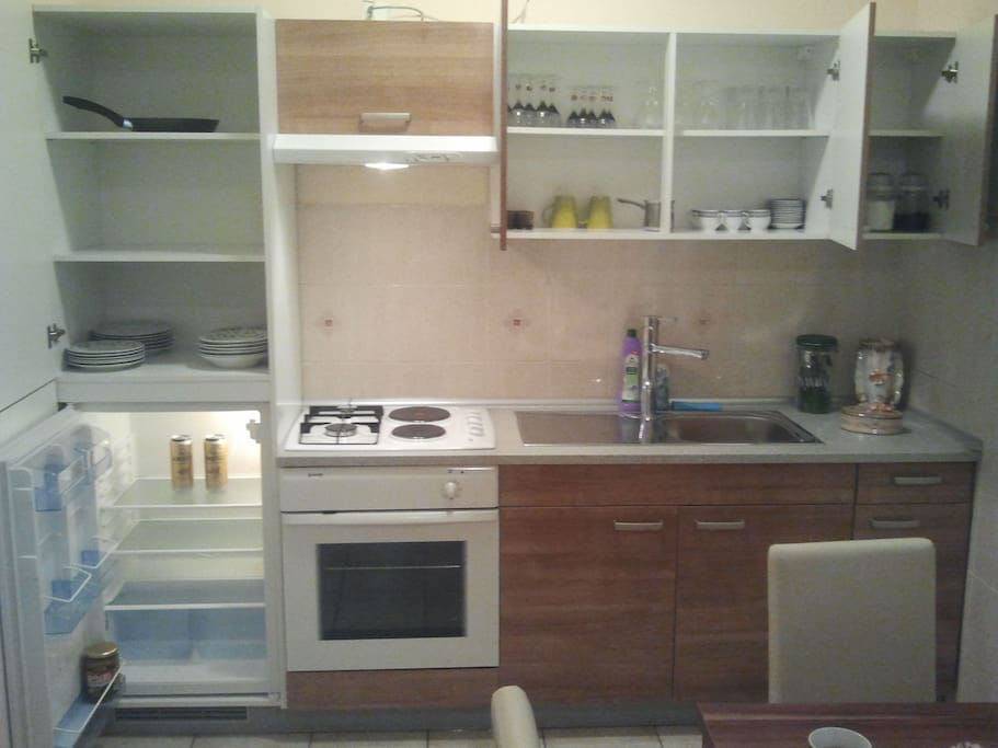Apartment in the city centar, Tivat