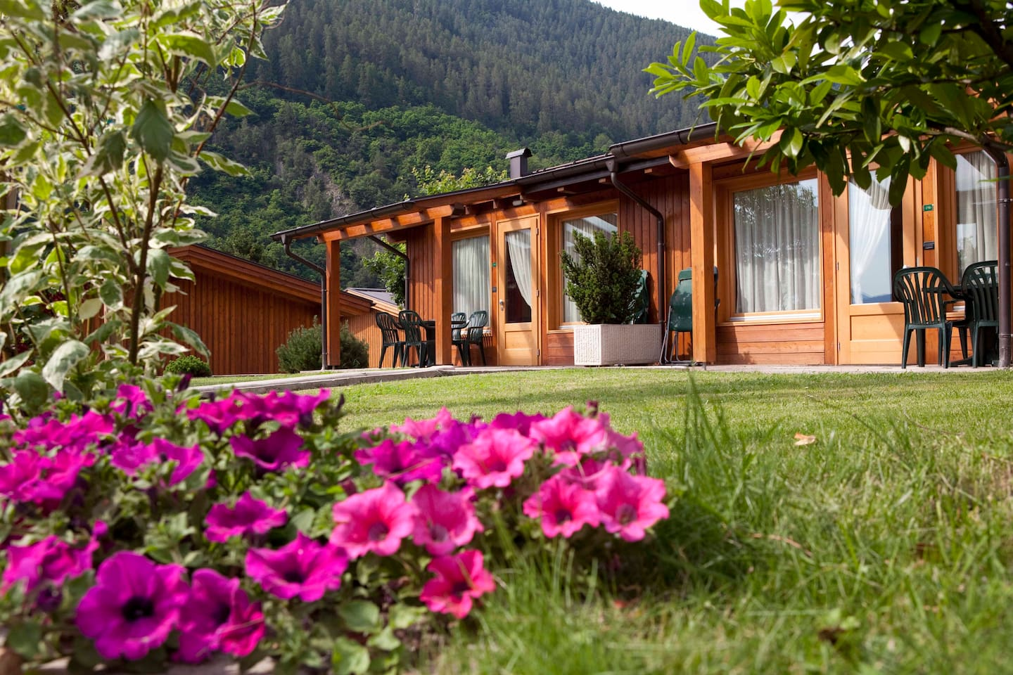 Dolomiti Wellness Resort - Chalet - estate summer