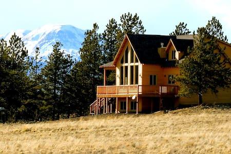 The Cabin at Trout Creek - Buena Vista - Blockhütte