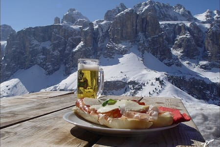 Marmolada! cozy B&B room  - Rocca Pietore - Bed & Breakfast