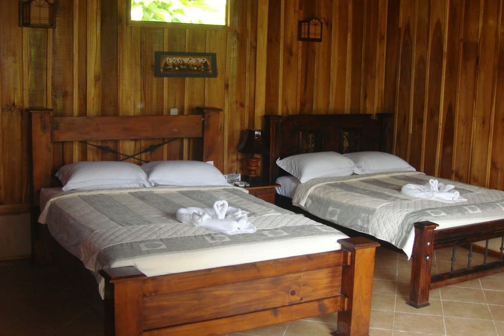 Double Queen Beds