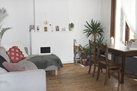 Cosy one bedroom apartment in the heart of Antwerp - Antwerpen - Lejlighed