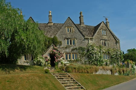 Central Cotswold Bibury/Cirencester - Bed & Breakfast