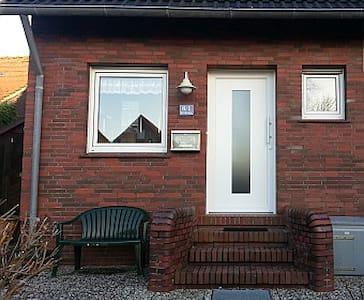 Utkiek - Deich-Ferien-Haus, Nordsee - Rumah