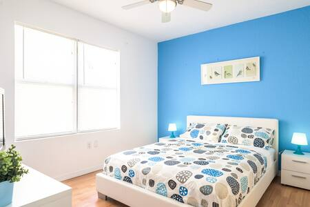 Nice Apartment 2 mins walk to Beach - Miami Beach - Condominium