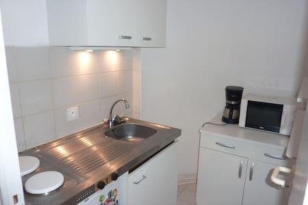 Furnished Studio - Town center - Mazamet - Apartment