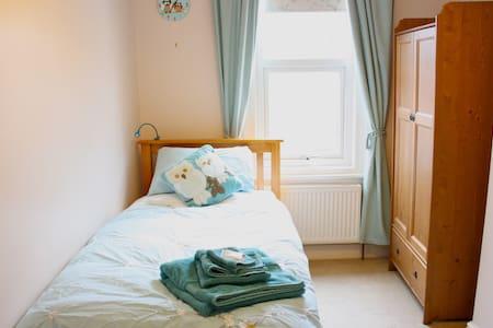 The Blue Room, St Werburghs - Bristol