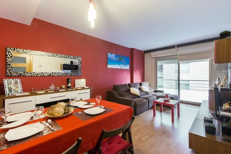 Feel The Real Barcelona Experience ★★★★★ - Appartement