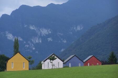 4 Très jolis cottages - Pyrénées - Arthez D'Asson - Hus