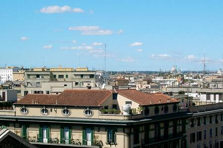Rome in B&B with amazing view! (WR)