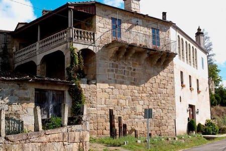 PAZO DOS ULLOA  turismo rural - Casa