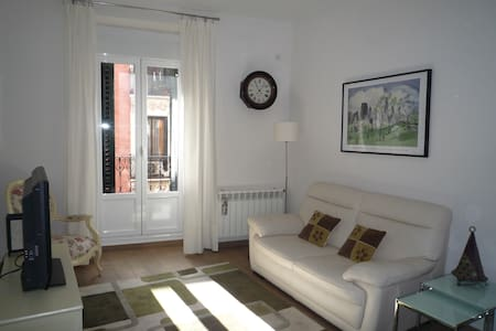 Cozy apartment downtown Madrid