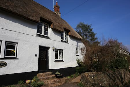 LITTLE HAVEN - Thatched Cottage - Minehead - Casa