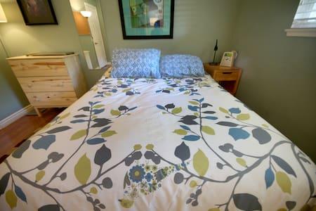Very Clean Quiet Green Room - Casa