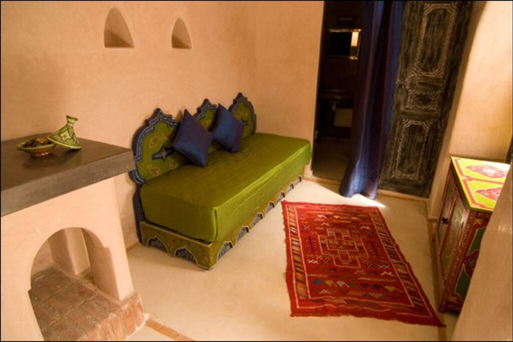 3 ème lit chambre Kajam