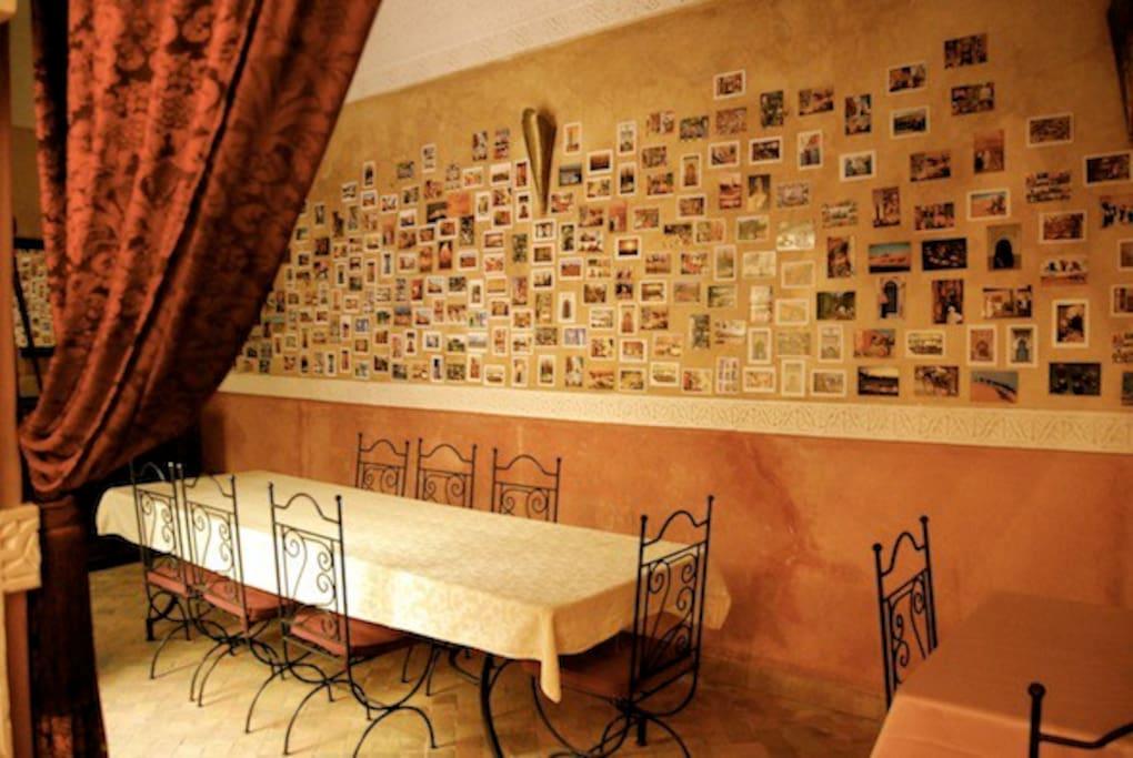 Living/dinning room