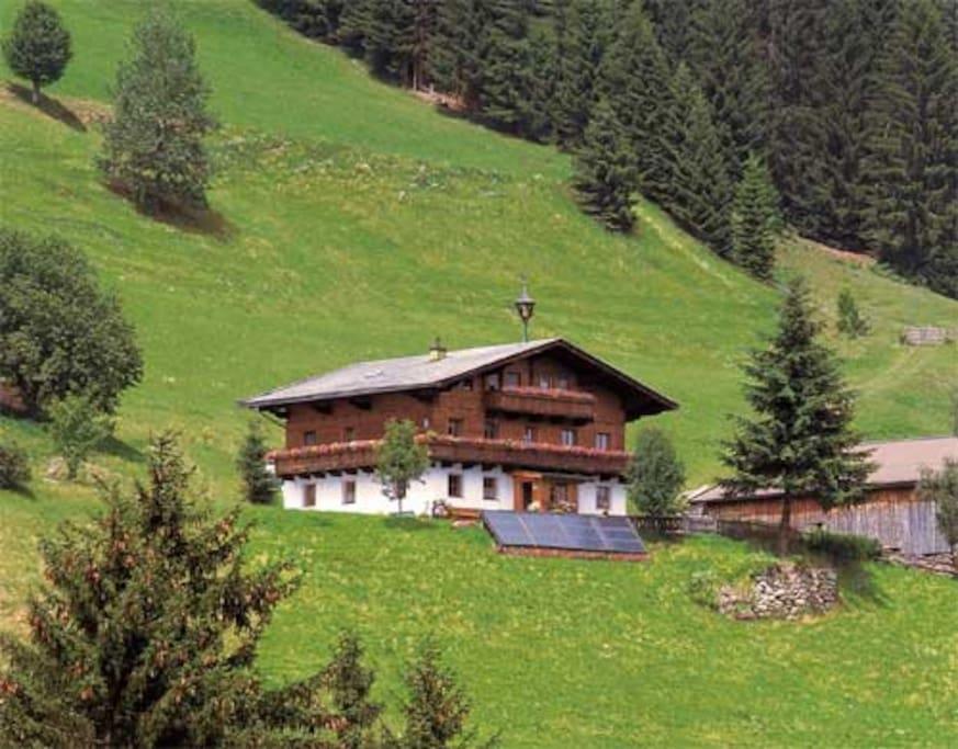 Farm holidays in Hochwimm