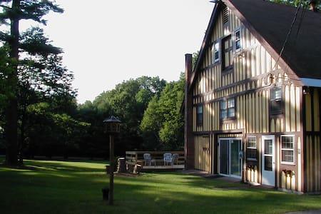 Unique Historical Bavarian Home - Rumah
