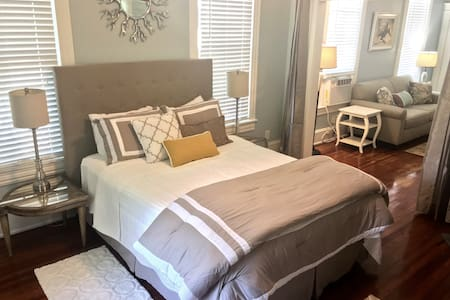 Quaint Studio in the Heart of Downtown - St. Augustine - Appartamento