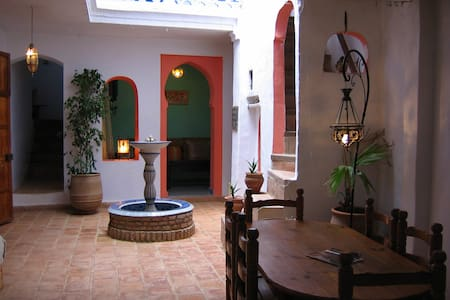 guest house in Morocco Dar Dalia - Bed & Breakfast