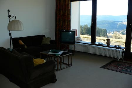 Blackforest Panorama view appartm - Lenzkirch - Wohnung