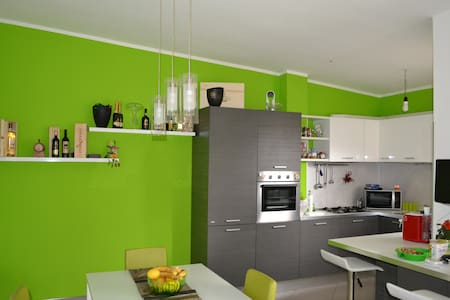 Appartamento moderno super accessoriato - Wohnung