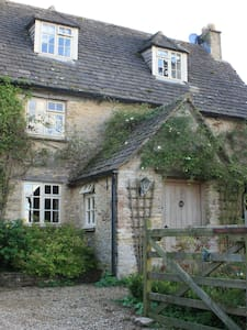 Traditional Cotswold's Cottage - Barton End - Bed & Breakfast