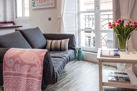 Lovely apartment in Madrid center