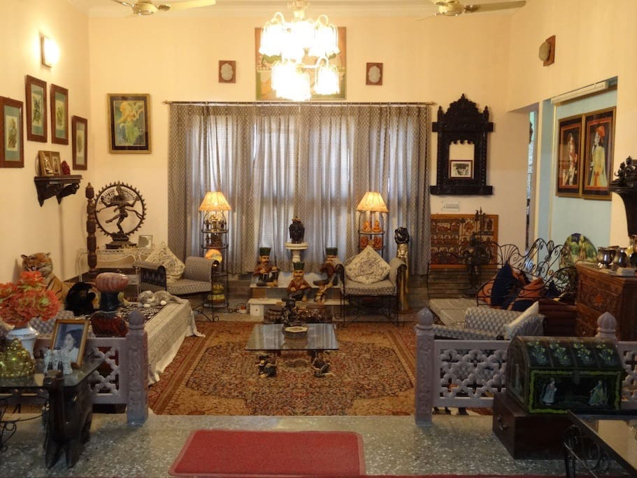 Colonel Sharma's A/C Home Stay- (1)