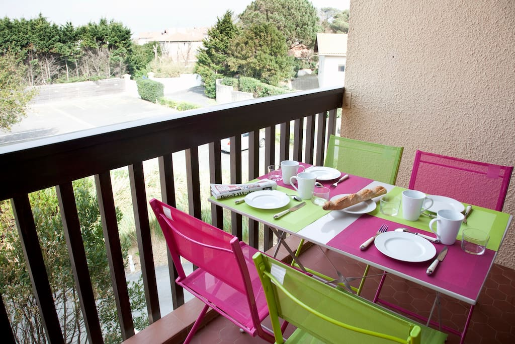 Ideally located near Biarritz & sea