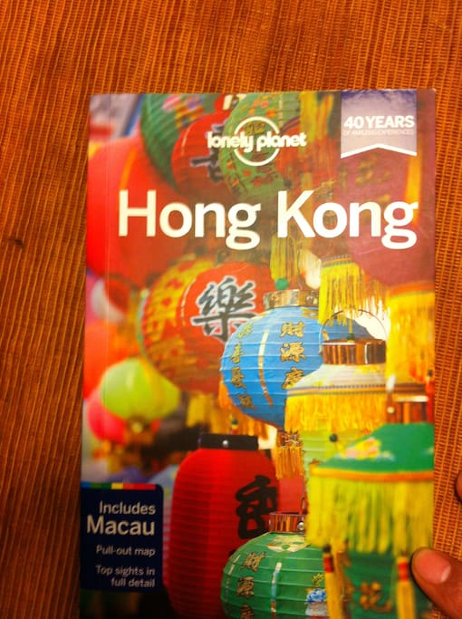 We are recommended in Lonely Planet !! Wow