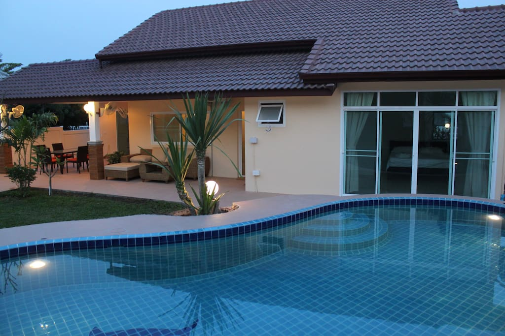 HUA HIN villa - big private pool