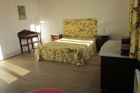 Double room Monet in the vineyards - Moulis-en-Médoc - Bed & Breakfast