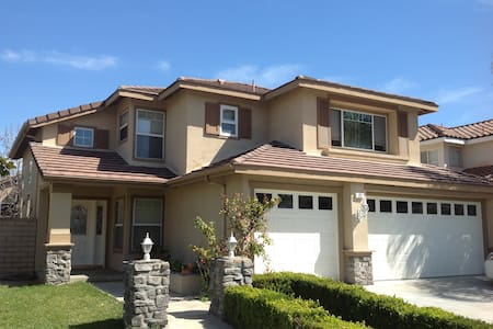 So Orange Co Home w/single room - Mission Viejo - Σπίτι