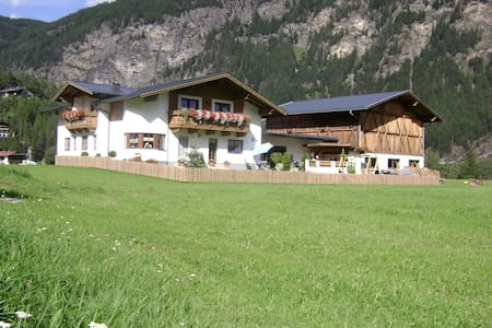 Apartment 8 persons Oetztal, Tirol