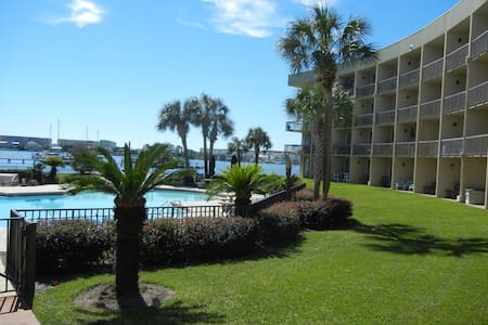 Cozy Condo on Santa Rosa Sound - Fort Walton Beach - Apartament