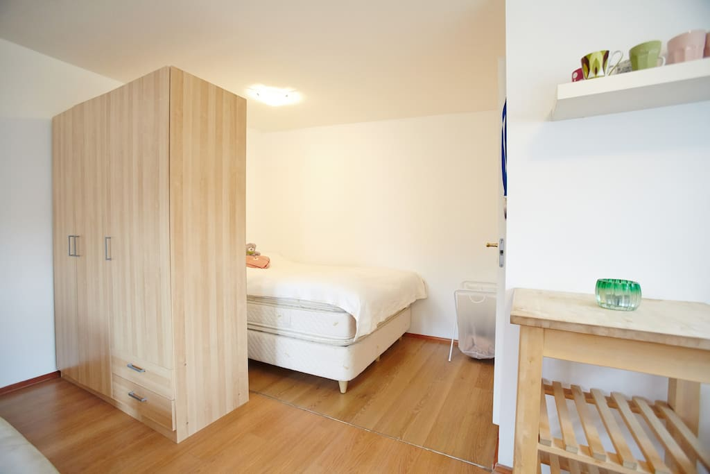 Cosy studio flat in the city center