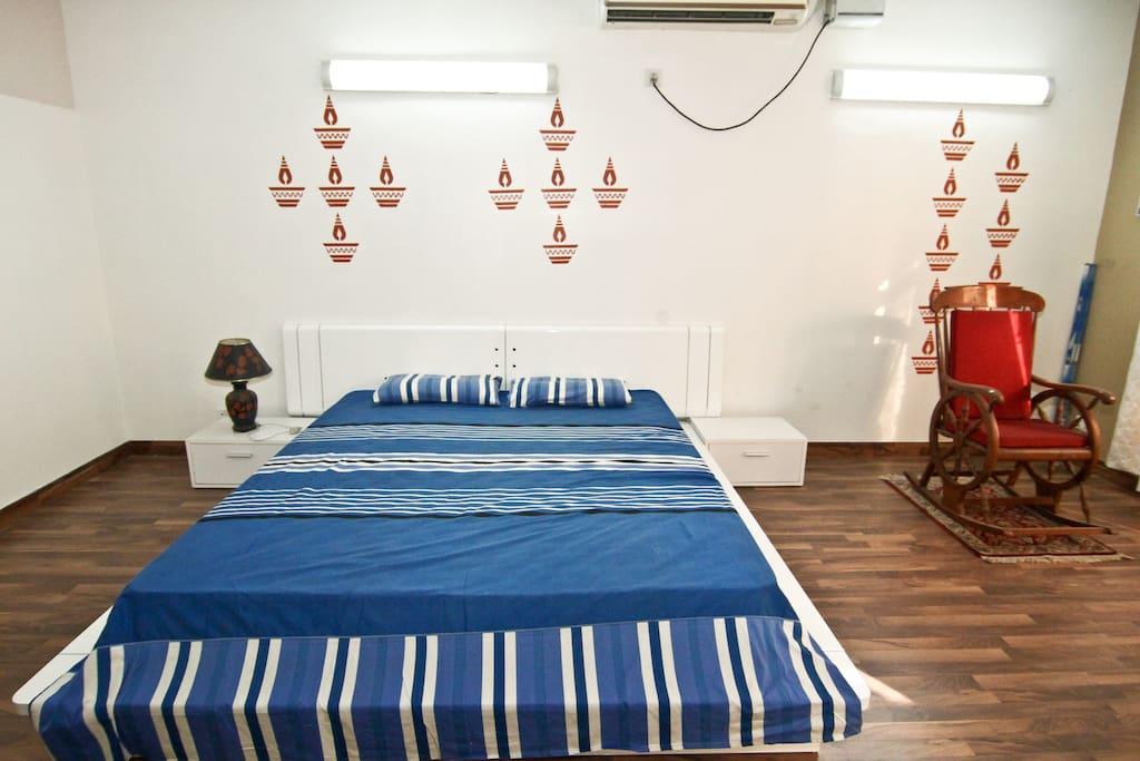 A Serene Villa in Greater Noida!!