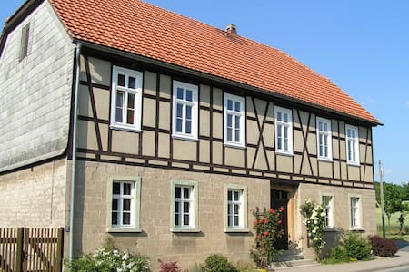 Welcome in Gutendorf - House