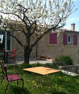 Modern decoration houseview Luberon
