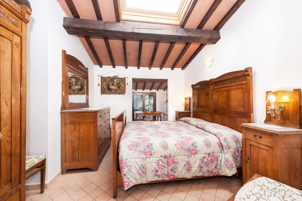 """""""Clementina"""", master bedroom"""