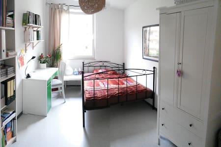 Ruhige Wohnlage: Hell & freundlich - Wohnung