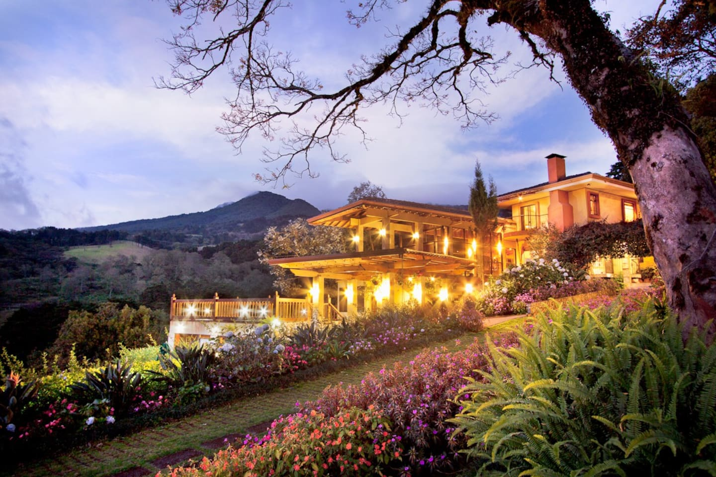 Finca Paraiso Mountain Retreat, a place to relax in fresh mountain air