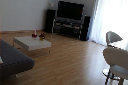 Apartment mit Terrasse Zentrum Zug